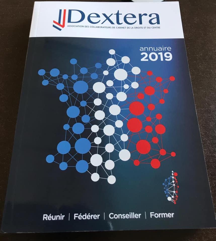 Présentation de l'annuaire Dextera 2019