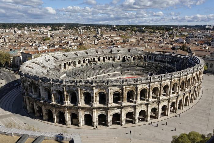 Dextera tour Occitanie à Nîmes