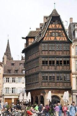 Séminaire à Strasbourg du vendredi 25 au dimanche 27 septemb 2020