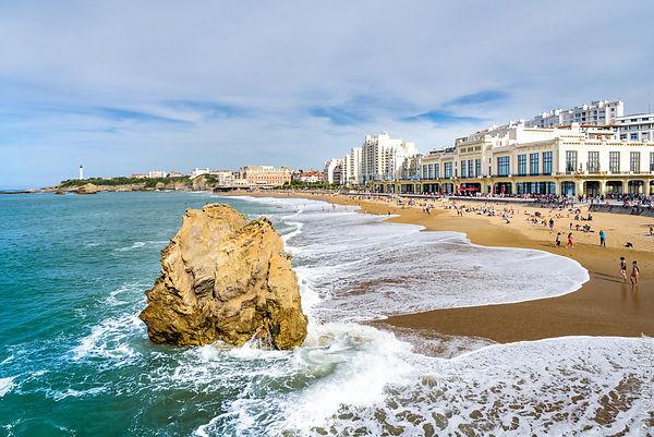 Séminaire d'étude à Biarritz du 01 au 03 octobre 2021